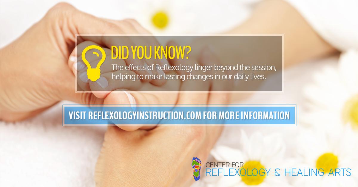 The Center For Reflexology Healing Arts